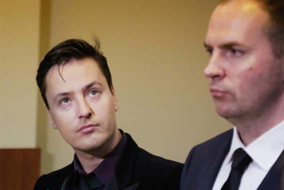 Співак Вітас опинився за гратами через стрілянину на Рубльовці