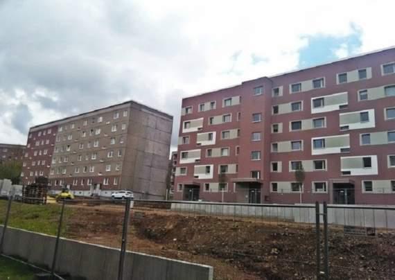 Вот как немцы преображают советские «панельки»: до и после