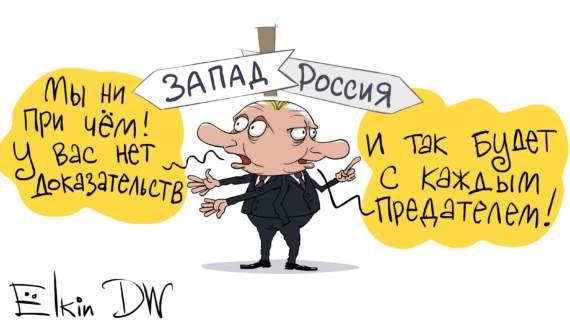 За «русской весной» всегда приходит русская зима