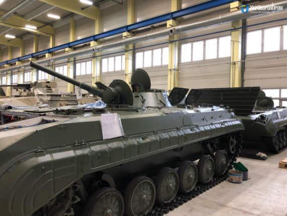 Чешские БМП для украинской армии