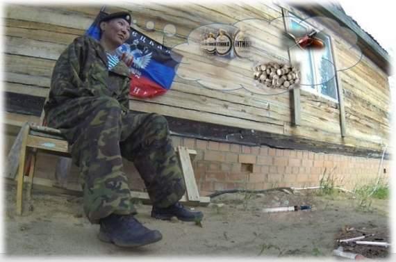 «Ополчение» на Донбассе состоит из наркоманов, алкоголиков и уголовников, — военнослужащий ВС «ДНР»