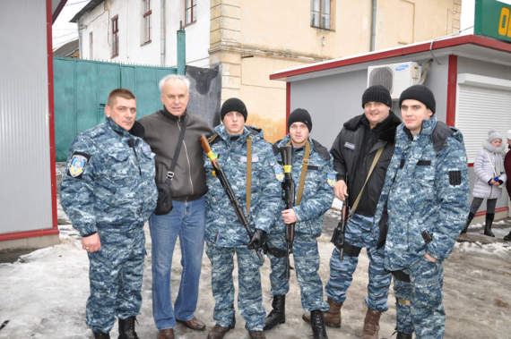 Львівський десант на схід: батальйон міліції особливого призначення «Львів»