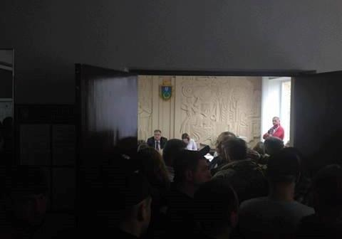 «Тихий» дерибан пригородной Киевской земли