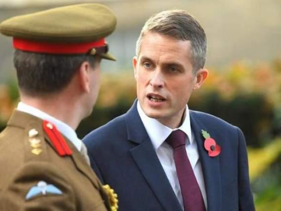 Британский министр обороны обозначил растущую угрозу состороны РФ