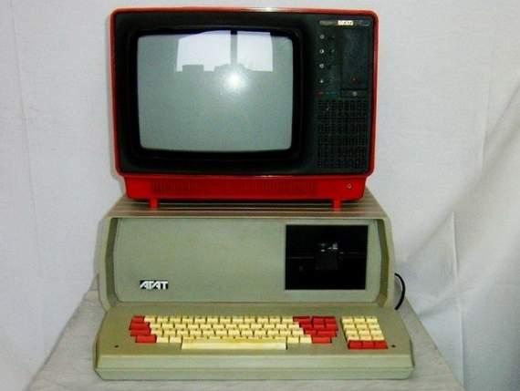 СРСР – комп'ютер під копірку