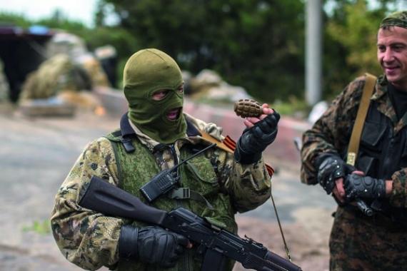 Боевики подорвались на гранате в Горловке