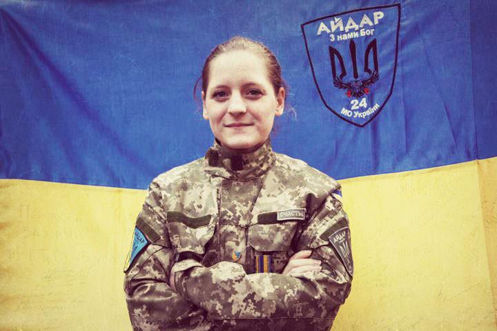 Исповедь «Валькирии»: откровения россиянки, которая воевала за Украину