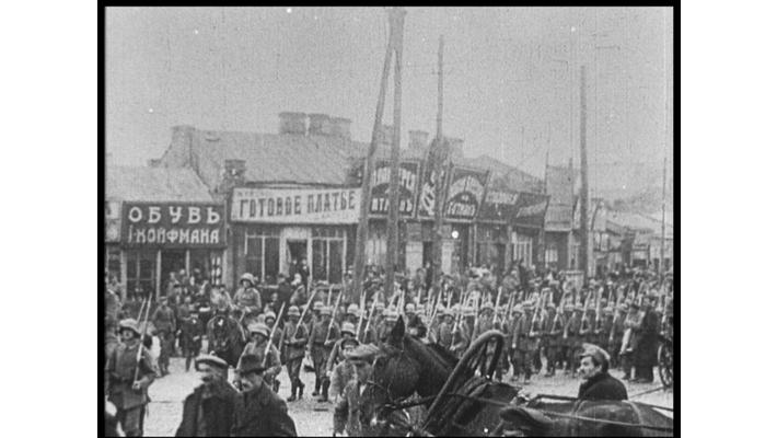 Із хронік добре видно до якої міри Київ 1918-1921 рр. був петлюрівським містом