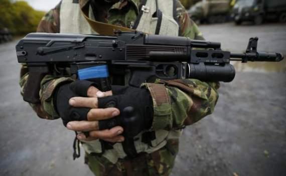 В «ДНР» начнут массовый поиск оружия у мирных жителей.