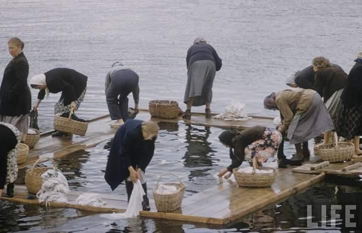 Рабсиянам выделили 200 тысяч рублей на обустройства полоскалок для стирки белья на реке