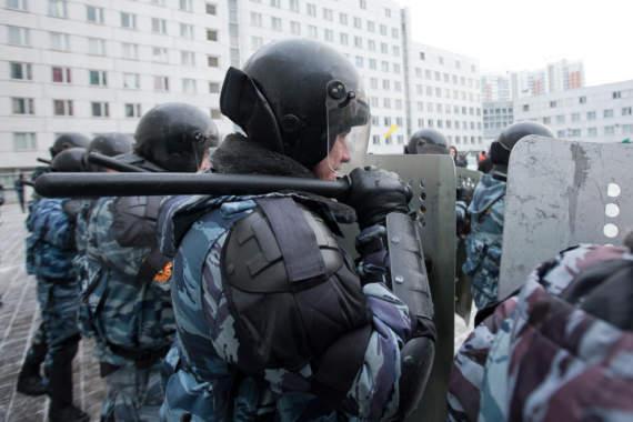 Боевики Захарченка разогнали митинг возле министерства связи!!!