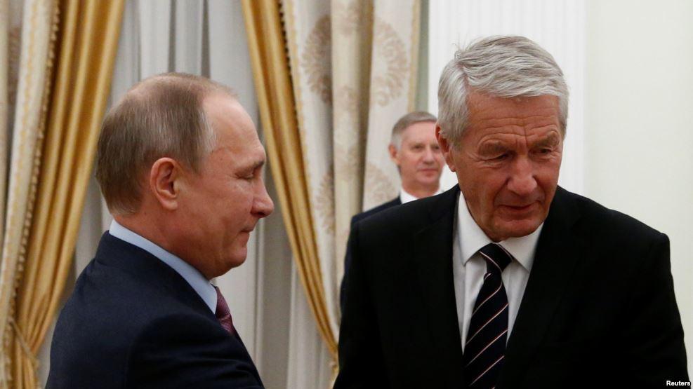 Россия нарушила обязательства, но ее надо вернуть в состав Совета Европы, — Ягланд