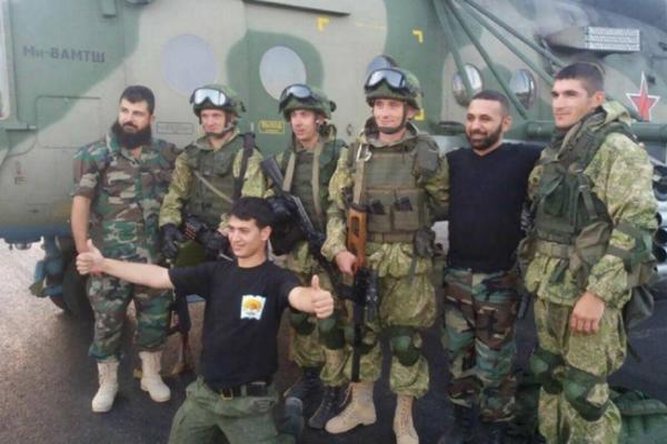 СБУ опубликовала данные о 20 наемниках «Вагнера», тайно отправленных в Сирию (фото)
