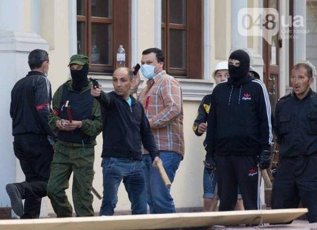 Скоро рашисты начнут блеять про Одессу и 2 мая. Напоминаем, что же там реально было
