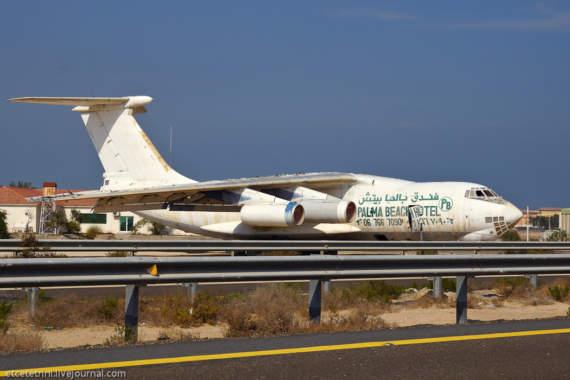 Нелетающий флот оружейного барона, или история одного заброшенного самолета
