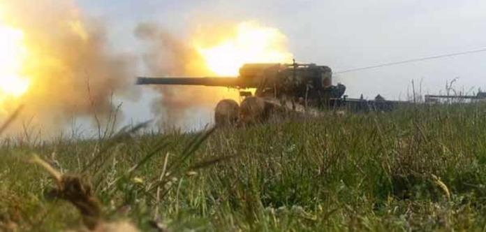 ВМС ЗСУ «знищили» противника біля кордону з Кримом