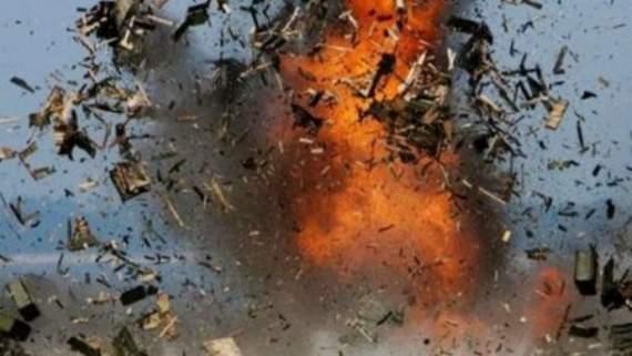 Взрыв на Юзовском заводе