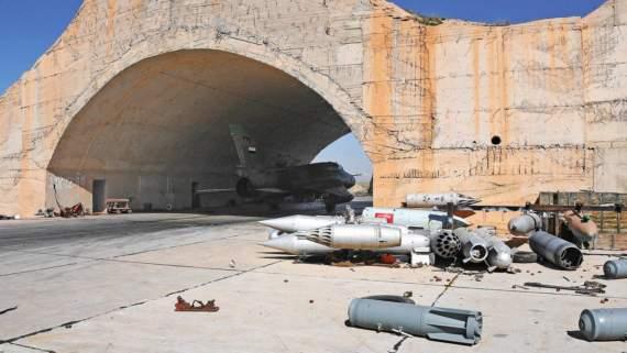 Что известно об атаке США, Великобритании и Франции по Сирии