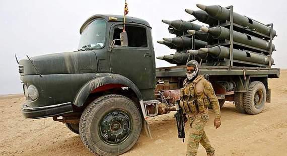 Самодельные вундервафли: Чем воюют на Ближнем Востоке, от Ливии до Йемена