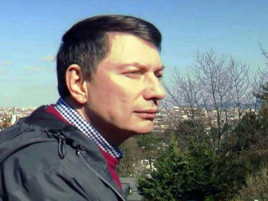 Георгиевская ленточка — свастика путинизма, — Эйдман