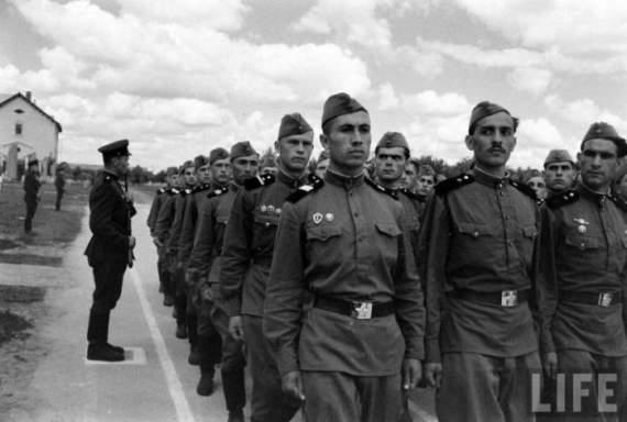 какие призывники в СССР считались лучшими солдатами