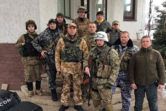 Батальйон «Чернігів» – з Майдану на війну