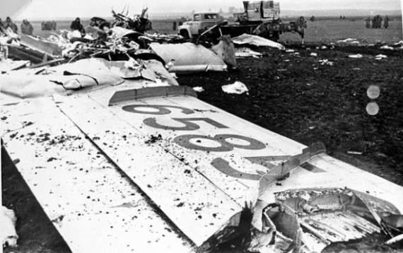 Помилка диспетчера коштувала життя 94 людям: у небі зіткнулися два літаки