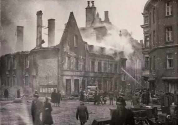 Советские преступления: бомбардировка Таллинна в марте 1944 года