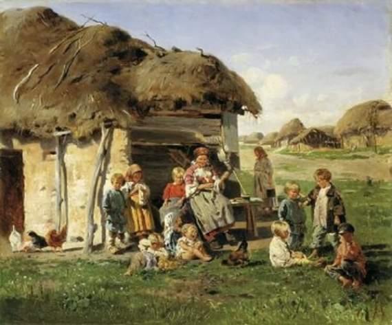 Что умел 14-летний мальчик 100 лет назад на Руси?