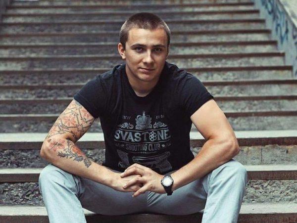 Экс глава «Правого сектора» Одессы смертельно ранил напавшего на него человека