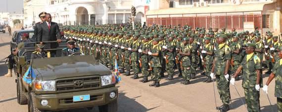 Компании из Сербии, Украины и Беларуси поставили военную технику в Демократическую Республику Конго