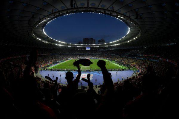 Организация финалов Лиги чемпионов — безусловный успех Украины, — глава УЕФА