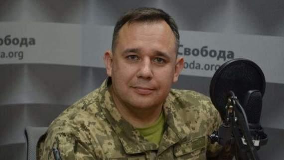 «Ставлення цивільного населення Донбасу до українських військових змінилось» — полковник Олескій Ноздрачов