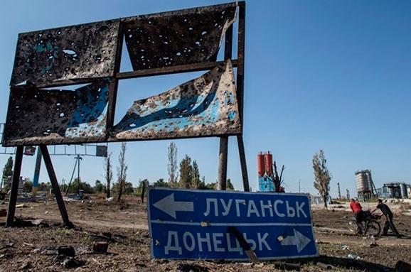С начала российской агрессии пострадало более 4 млн украинцев, – Геращенко
