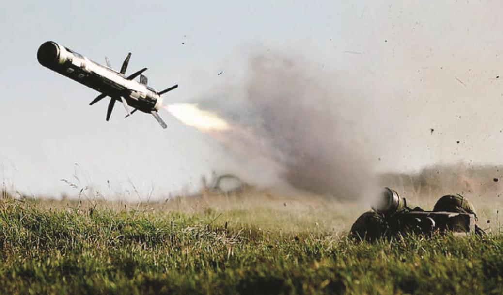 Смертный приговор российским танкам — почему СМИ РФ бьются в истерике из-за «Джавелинов»