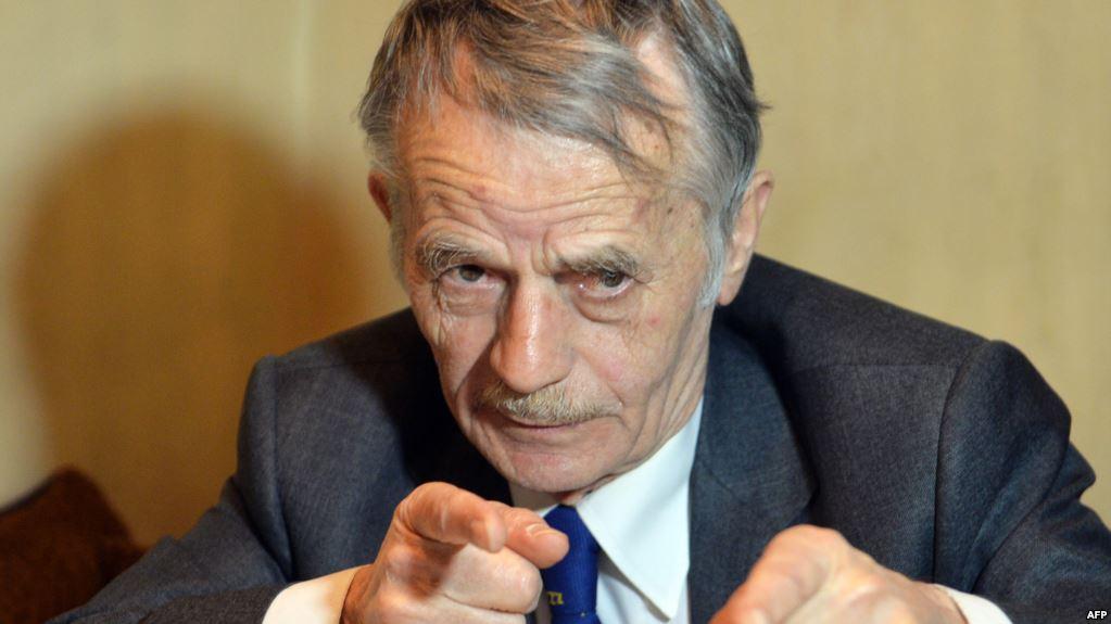 Джемилев: Есть только два варианта возвращения Крыма Украине