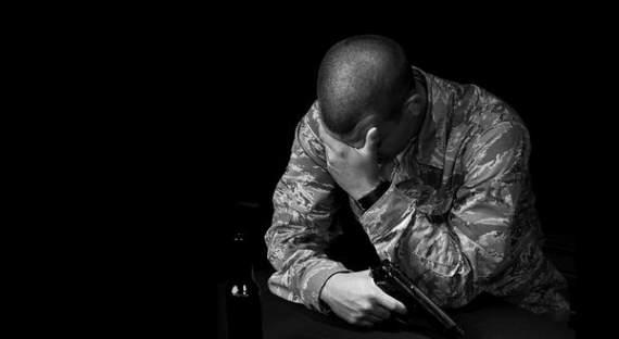 Очередной суицид в рядах боевиков