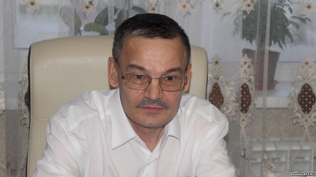 Татарский активист призвал татар отказаться от ношения калорадской тряпки