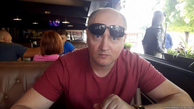 Украинский журналист Шаройко получил 8 лет тюрьмы в Беларуси за «шпионаж»