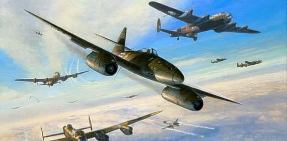 Сім літаків Другої Світової війни, що змінили історію розвитку авіації
