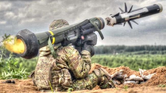 ВСУ пустят в ход «Джавелины», как только оккупанты развернут наступление или начнут провокации