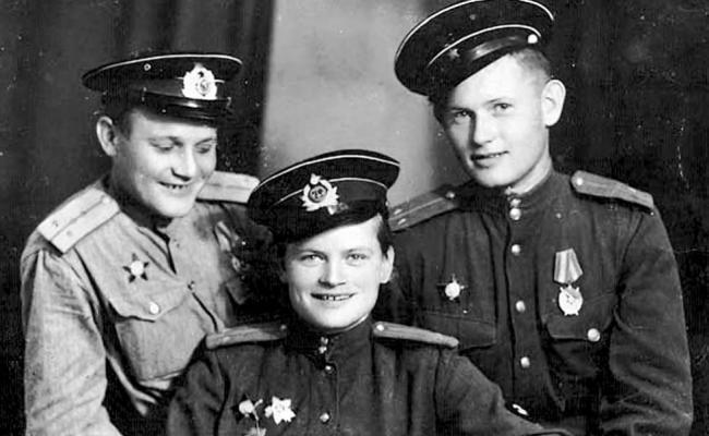 «Я после войны еще долго во сне ходила в атаку», – воспоминания ветерана Второй мировой Евдокии Завалий, командира морпехов