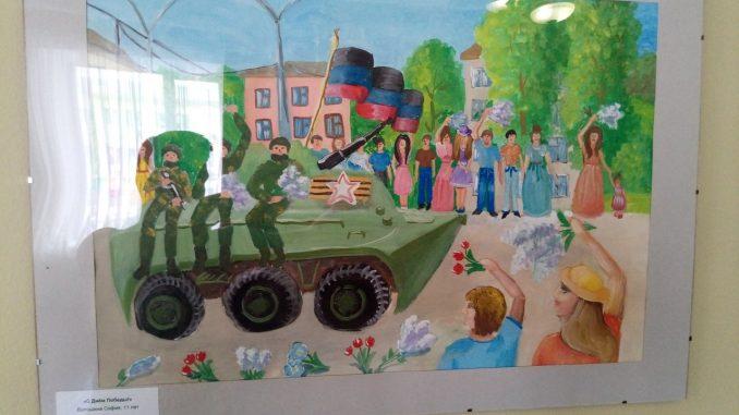 Житель Донецка боевикам: «За то, что вы сделали с донецкими детьми, пощады не ждите. Ответите сполна»