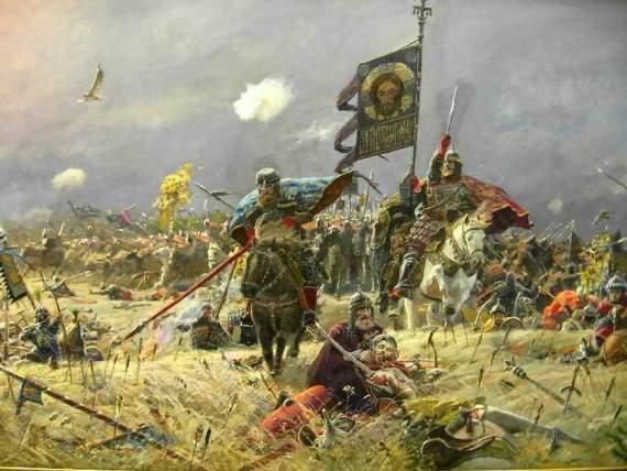 Былали Куликовская битва?