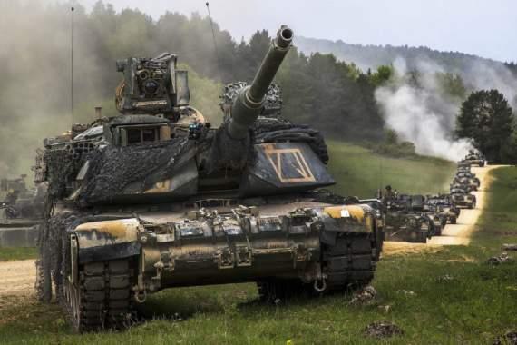 Новый план ведения войны с Россией сухопутных войск США и НАТО