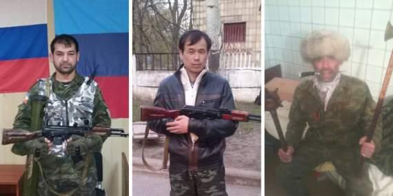 Узбекский след войны на Донбассе