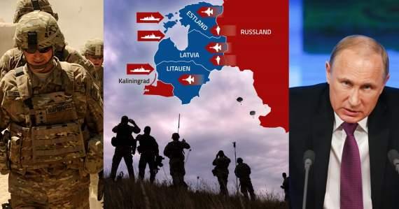 Какой будет война между НАТО и Россией? Что будет, если Россия схлестнется с НАТО?