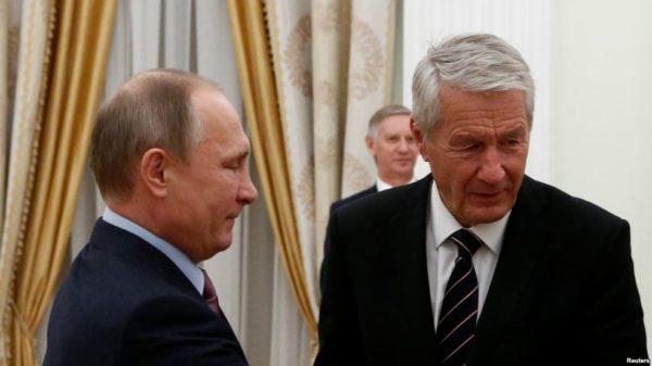 Глава Совета Европы готов подать прошение на помилование Сенцова