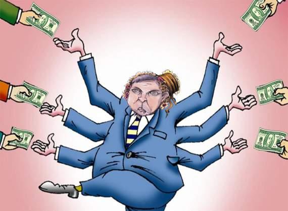 Захарченко и его новый тур «Накорми народ к моему приезду, чтоб он много не возникал»