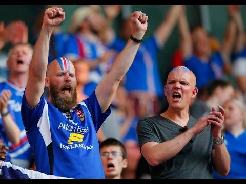 Конфуз на ЧМ-2018: исландские болельщики кричали «Ху…» под стенами Кремля